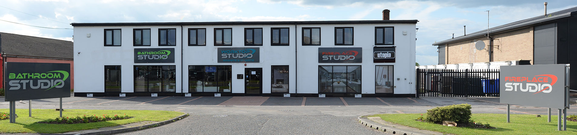 fireplace studio doncaster